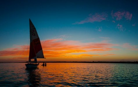 Sail With the Current, Not Against It