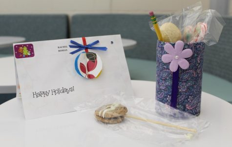 Final product of the gifts teachers received from the students of Just Because