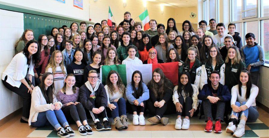 Italian Honor Society & Club: Una Grande Famiglia