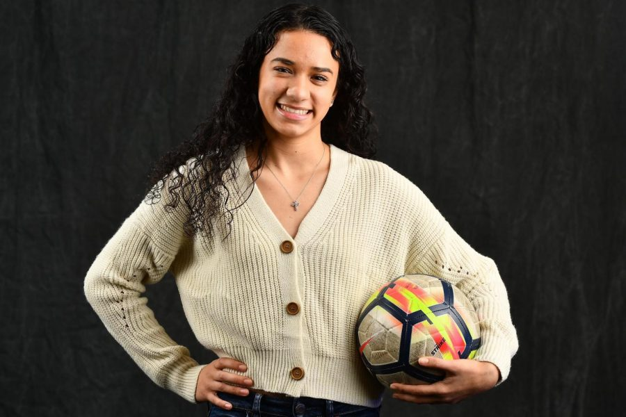 Alyna Negron: Going for the Goal