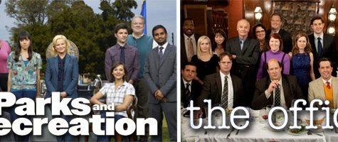 Parks & Rec VS The Office