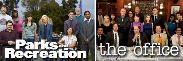 Parks & Rec VS The Office