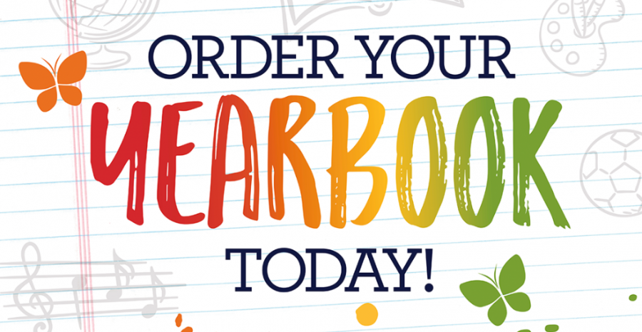 Purchase Your Yearbook Any Time During the Year