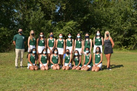 East Brunswick Girls Tennis