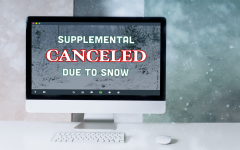 """On December 17, supplemental instruction was canceled because of Winter Storm Gail. """"It'll be time to get outside, take pictures and enjoy the moments these times bring,"""" said Superintendent Dr. Valeski in a phone call to the EBPS community."""