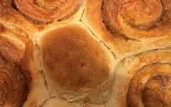 Sweet and Sticky Cinnamon Buns