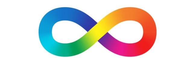 An+infinity+symbol+colored+with+a+rainbow+gradient.